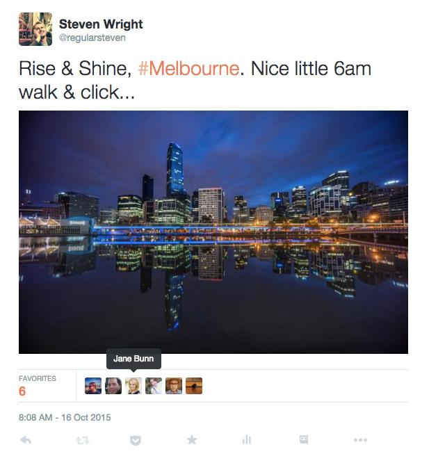 Screenshot from Twitter
