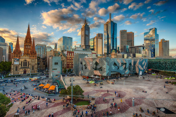 Federation Square - Melbourne's Meeting Place