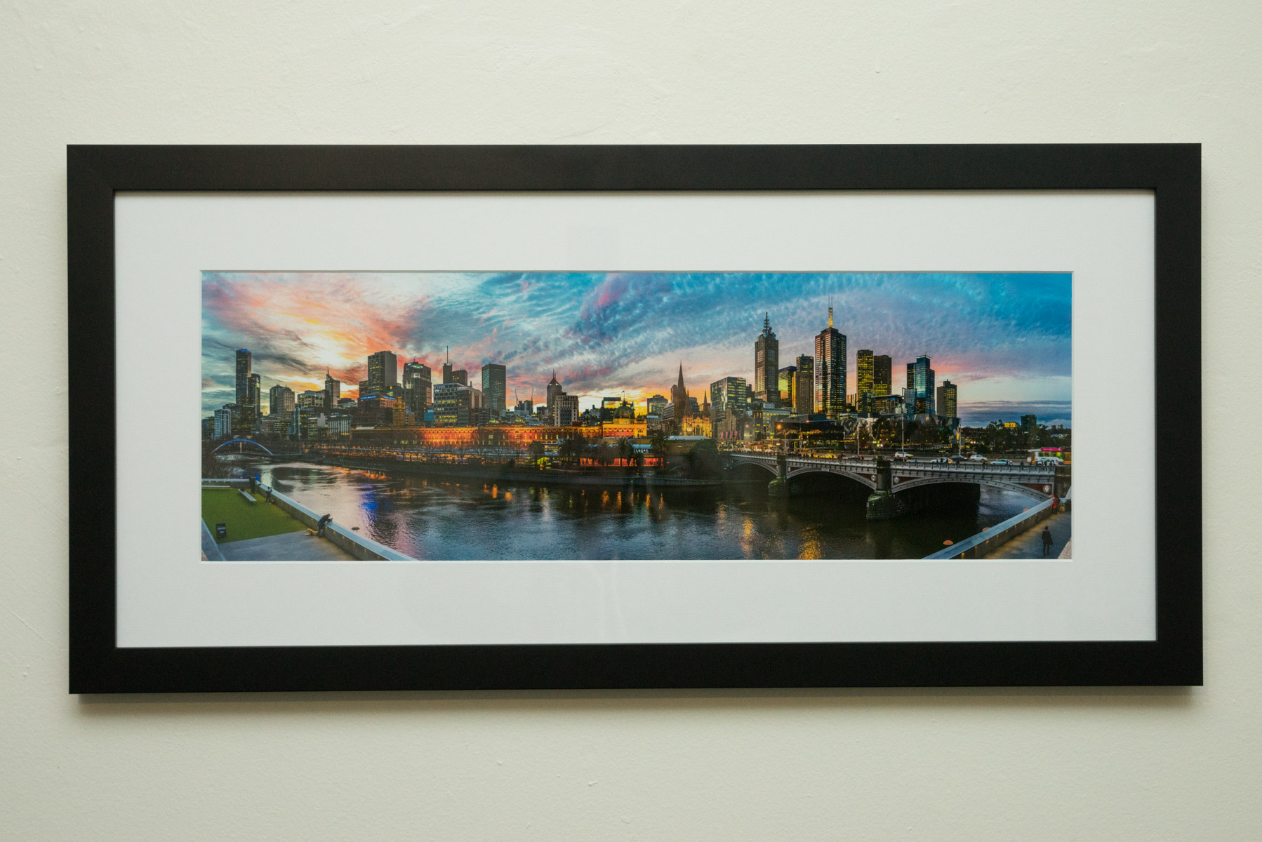 rear of your framer frame panoramic melbourne frame
