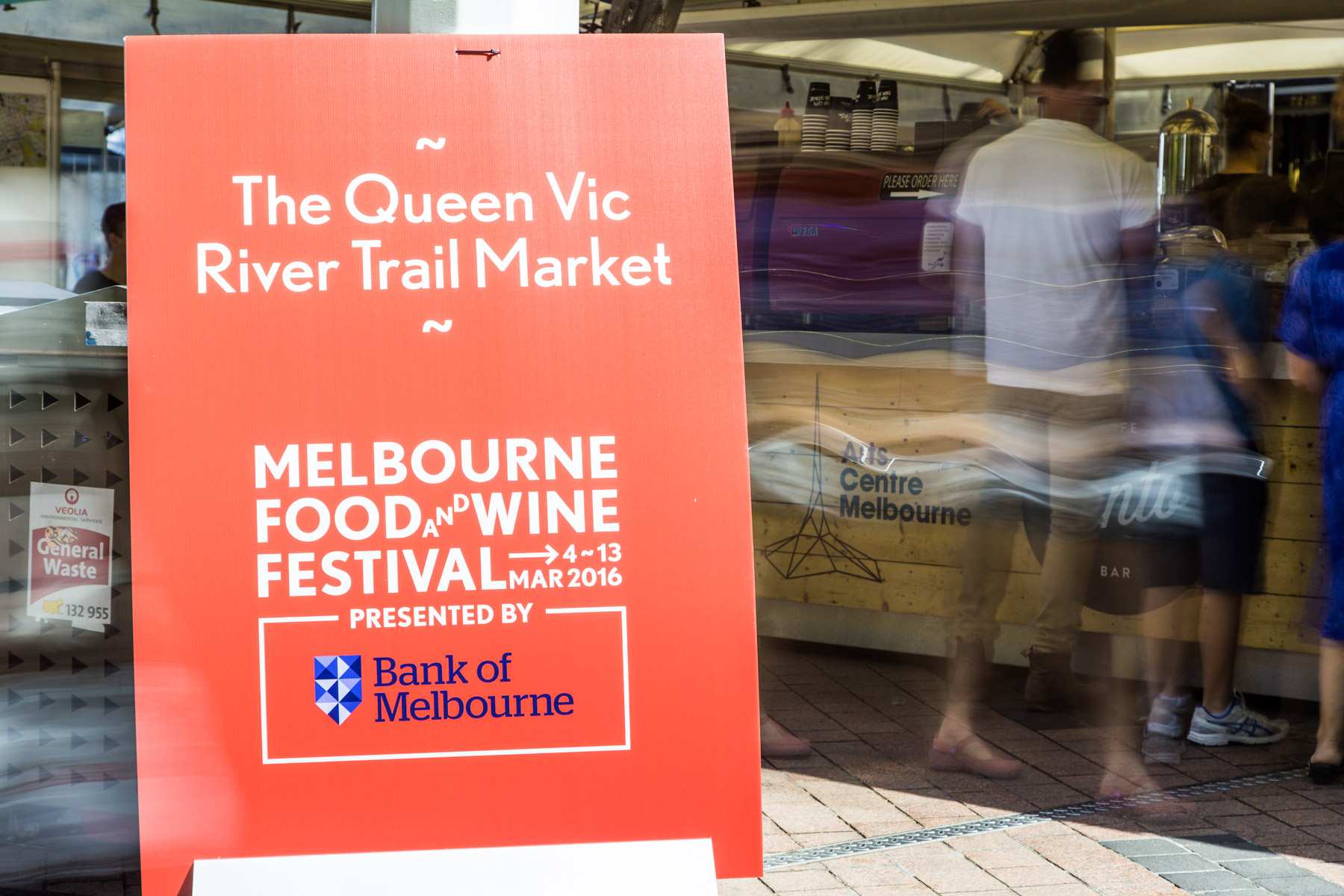 Food And Wine Festival Melbourne Queen
