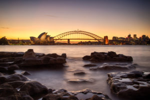 Stunning Sydney Sky