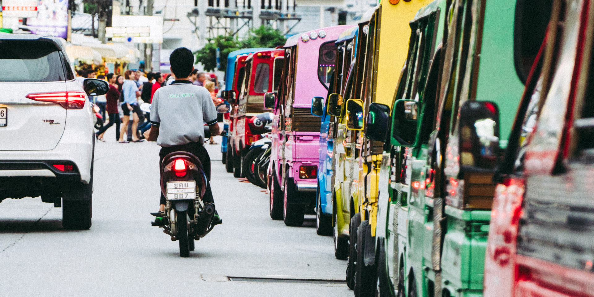 Week One in Phuket, Thailand