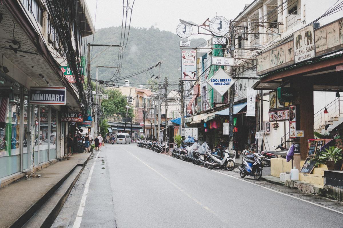 Streets of Kata