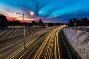 Monash leading to Melbourne