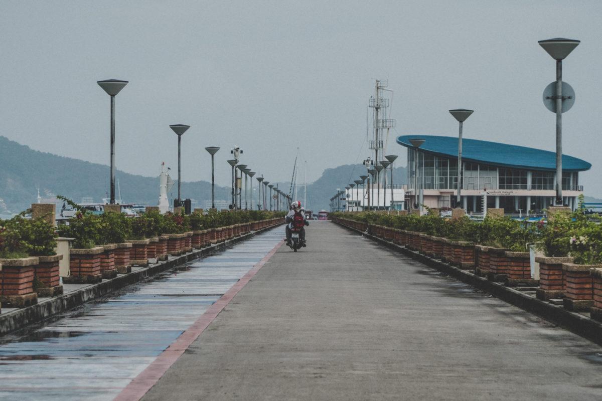 Long Pier at Chalong