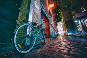 Melbourne - Built on Bluestone
