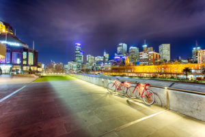 Riding with the Boys and Girls of Southbank