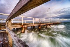 A South Melbourne Splash