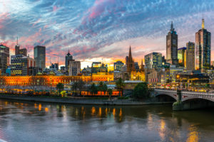 Panoramic Melbourne at its Best