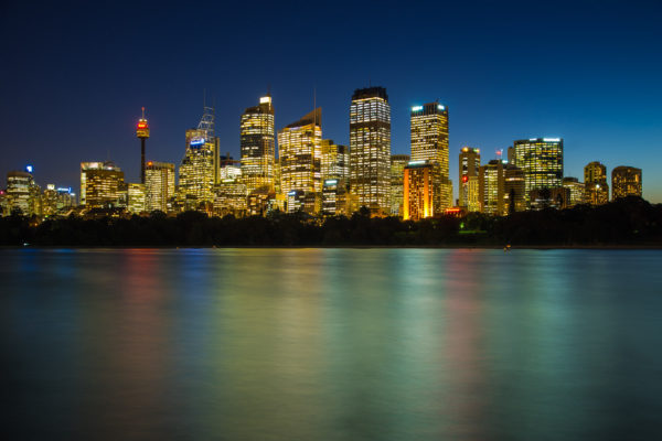 Lights On, Sydney